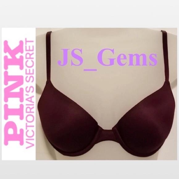 PINK Victoria's Secret Other - Purple Push Up Bra